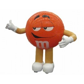 m&m mini inflable