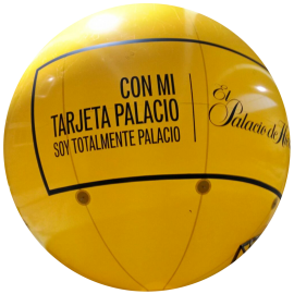 Globo inflable PH 4 Mts