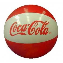 Pelota Coca-cola inflable